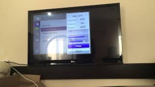 Ручная настройка каналов на телевизоре марки LG(Ручная настройка требуется тогда, когда функция автонастройки не смогла настроить каналы в виду отсутстви..., 2014-12-15T11:24:08.000Z)