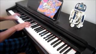 【Splatoon】『イマ・ヌラネバー!』を弾いてみた【フェスラスト一分】 thumbnail