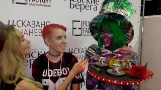 #Showwomens фестиваль Невские берега, крутой Боди Арт, Татьяна Пучкова, body art, face art