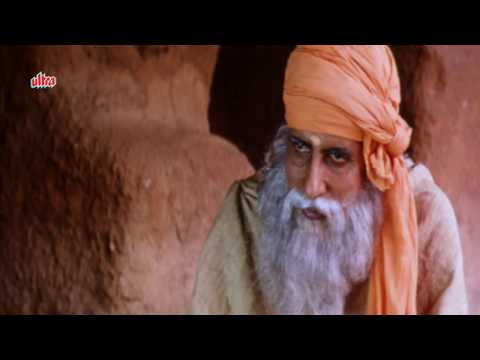 Agni Varsha - Part 2 | Nagarjuna Meets Raveena Tandon After 10 Years | Hindi Movie Scene