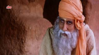 Agni Varsha - Part 2   Nagarjuna Meets Raveena Tandon After 10 Years   Hindi Movie Scene