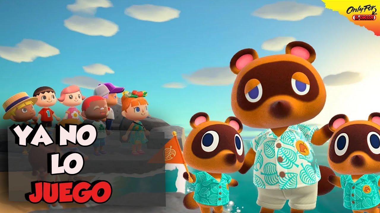 Dejé de Jugar a Animal Crossing New Horizons por esto!