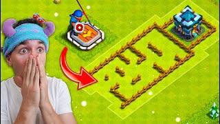 ROYAL CHAMPION vs. TOWN HALL 13 TROLL BASE! (Clash of Clans)