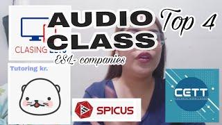 ESL COMPANY AUDIO CLASS - cett…