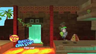 Phineas and Ferb: Quest for Cool Stuff - TV Trailer