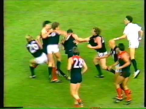 1989 VFL Round 7 Highlights