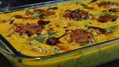 Kadhi pakora or Karhi pakora , Panjabi kadhi pakoda recipe video , simple and easy to follow.
