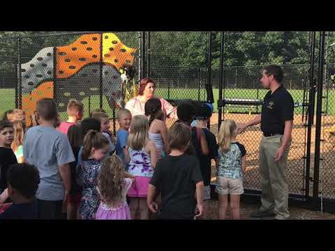 Panther Valley Elementary School Playground Grand Opening