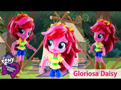 GLORIOSA DAISY Doll Custom - My Little Pony Equestria Girls Legend of Everfree Movie