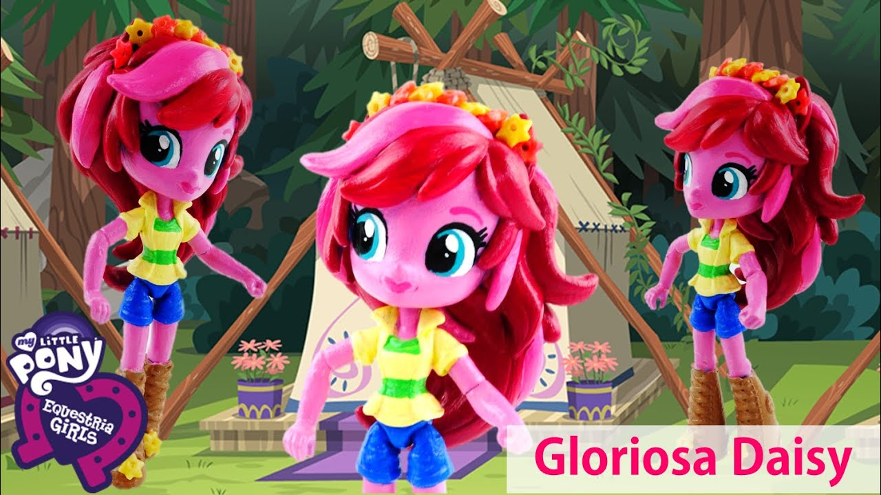 Equestria Girls Wallpaper Gloriosa Daisy Doll Custom My Little Pony Equestria