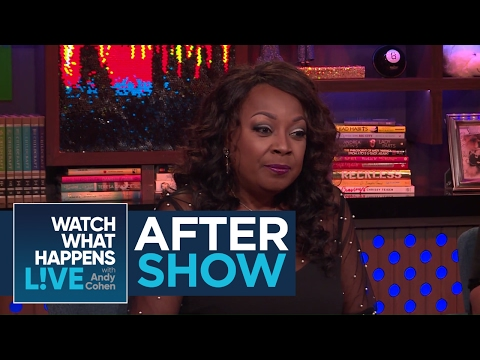 After : Did NeNe Leakes Ever Apologize To Star Jones?  RHOA  WWHL