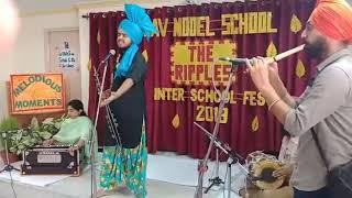 Ratti punjabi folk song  kiranveer singh