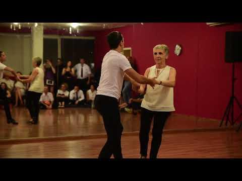 Dance TLV SPOTLIGHT - Rafael Fleishman & student