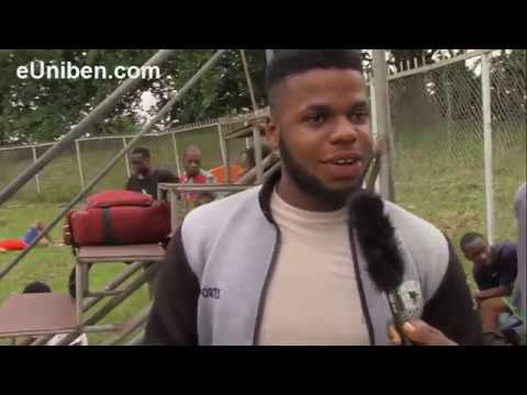 Education DOS Talks about Winning the UNIBEN VC's Cup 2017
