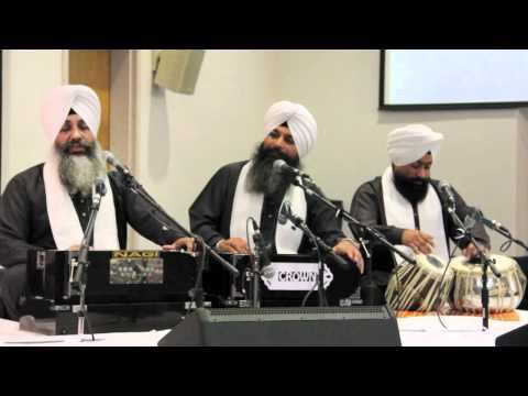 Sarabjit Singh ladi Classical Shabad- West Sac CA Dec 2011