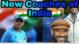 New Support Staff Of  🇮🇳INDIAN Team ? : Revolution In 🇮🇳INDIAN Cricket Team