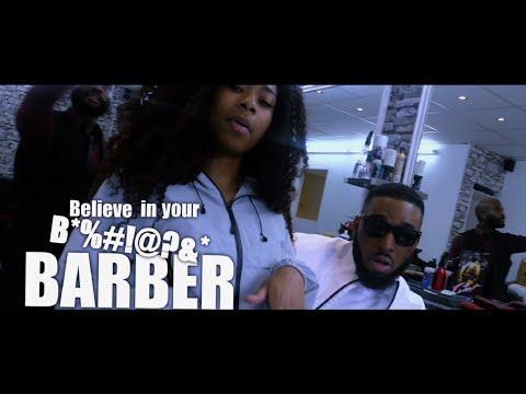 Big Tobz & Blittz - Believe In Your Barber  Link Up TV