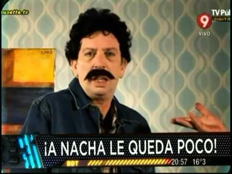 ¿La fletan a Nacha?