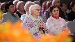 ТГУ LIVE: Международный День пожилых людей