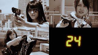 2018年8月11日FCイベントより。 ─ 愛理の24歳を祝うため、大人な(元)キュートちゃんたちが全力でフザける! ── #矢島舞美 #中島早貴 #鈴木愛理.