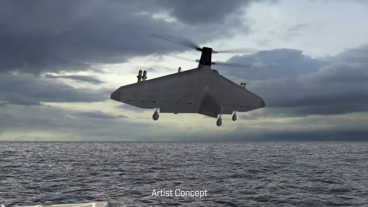 Tern UAS Concept Overview - YouTube
