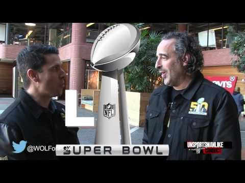 Super Bowl 50 in 501's- Behind the Scenes at Levis
