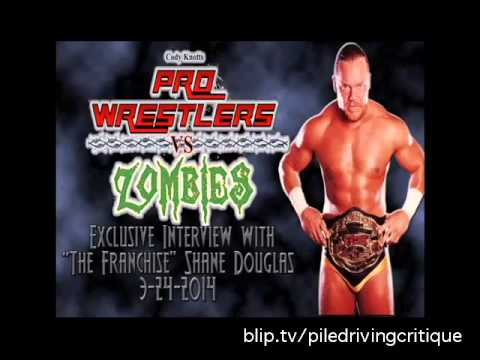 "Interview: ""The Franchise"" Shane Douglas"