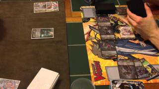Majesty Lord Blaster Paladin Vs. Spike Brothers Seifried Game 1