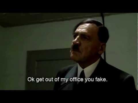 Hitler encounters his clone