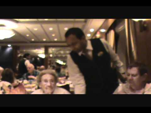 Royal Caribbean Cruise: Scenes from the Dining Room