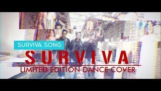 Vivegam - Surviva Dance Cover   Anirudh ft. Yogi B   Ajith Kumar   Limited Edition Crew[HD]