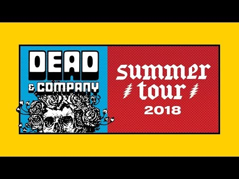 Dead and Company – Drums & Space Summer Tour 2018 (Continuous Mix)