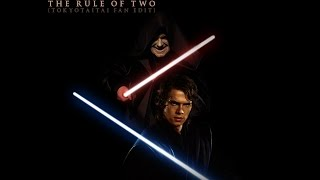 Star Wars Episode I-III : The Rule of Two (Tokyotaitai Fan Edit)