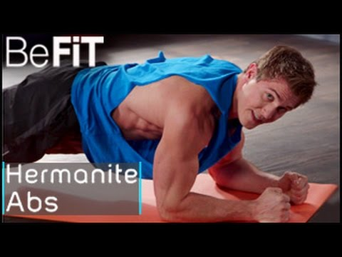 Hermanite Abs Workout with Scott Herman