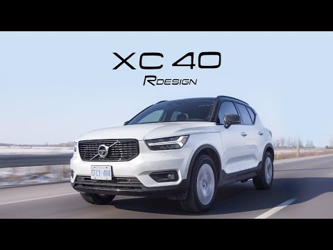 2019 Volvo XC40 Review – Made For Millennials