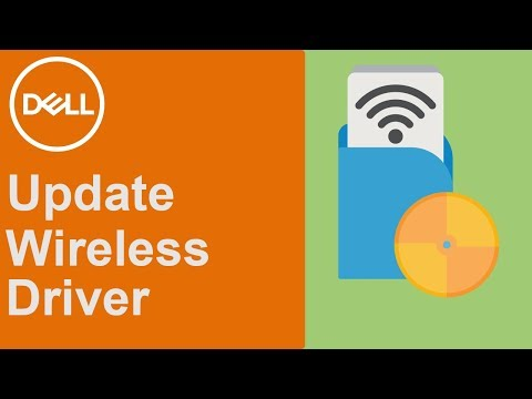 Update WiFi Driver Windows 10 (Official Dell Tech Support