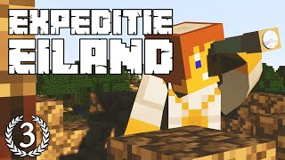 "Expeditie Eiland #3 - ""OP AVONTUUR!"" - Minecraft Reality"