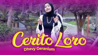 Dhevy Geranium - Cerito Loro - Official Music Video