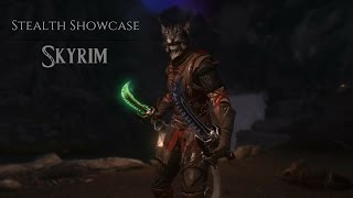 Stealth Showcase Skyrim | Mods for Thieves & Assassins