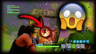 TRICK METERSUNDER THE MAP AND BE 100% REAL IN FORTNITE BATTLE ROYALE