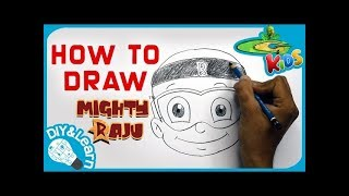 Learn How to Draw Chhota Bheem - HD Video