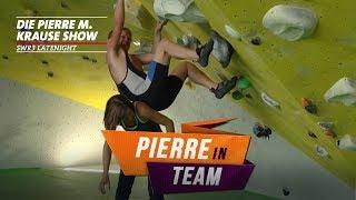 Pierre inTeam | Folge 4: Bouldern