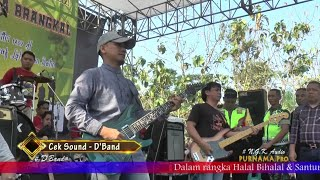 Video Cek Sound Musisi Senior D'Band Live Brangkal Parengan Tuban download MP3, 3GP, MP4, WEBM, AVI, FLV September 2018