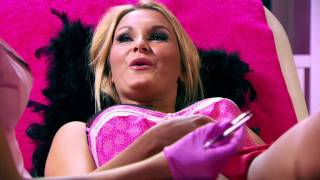 The Only Way Is Essex: Amy Childs vajazzles Sam Faiers (Part 2)