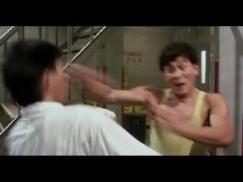 Фильм Мои счастливые звезды 2 (1986 год) бой из фильма третьего полицейского