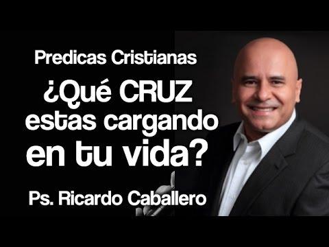 Mensajes Cristianos - Tres Cruces -  Pastor Ricardo Caballero