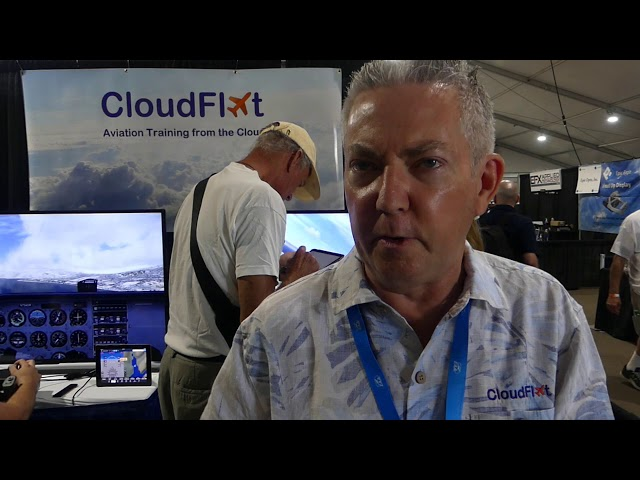 CloudFlyt: Sim streaming from the cloud