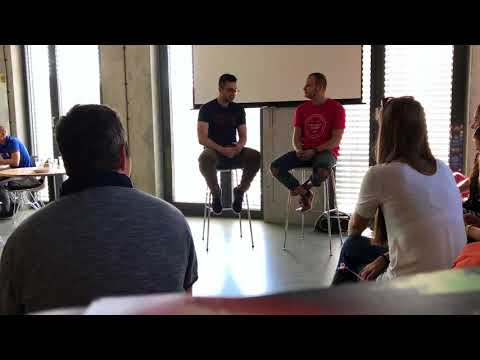 0100 Campus Bratislava: Talking China, Gary Vaynerchuk, Startup Grind & My Journey