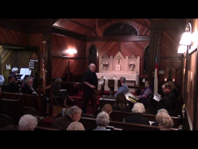 Ecumenical Thanksgiving  11-22-16