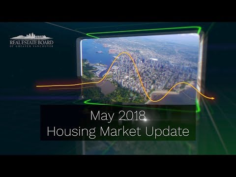 May 2018 Housing Market Update - Real Estate Board of Greater Vancouver
